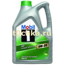 Mobil 1 ESP X2 0W-20, 4 л
