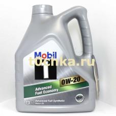 MOBIL 1 0W-20 4 л