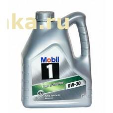 MOBIL 1 Fuel Economy 0W-30 4 л