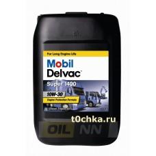 MOBIL Delvaс Super 1400 10W30, 20 л