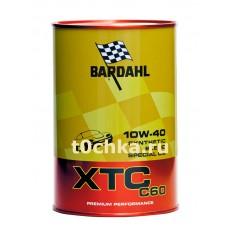Bardahl XTC C60 10W-40 1 л