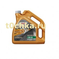 Castrol Edge Supercar 10W-60, 4 л