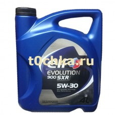 Elf Evolution 900 SXR 5w30, 4л
