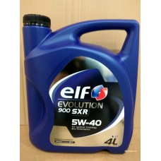 Elf Evolution 900 SXR 5W-40, 4л