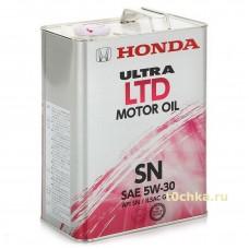 Honda Ultra LTD 5W30 SN, 4 л