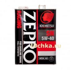 IDEMITSU Zepro Racing 5W-40, 4л