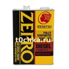IDEMITSU Zepro Diesel 5W-40, 4 л