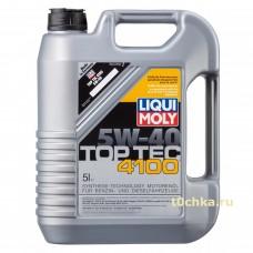 LIQUI MOLY Top Tec 4100 5W-40, 5 л