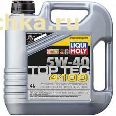 LIQUI MOLY Top Tec 4100 5W-40, 4 л