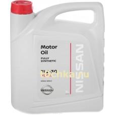 Nissan Motor Oil 5W-30 A5/B5, 5 л