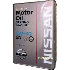 Nissan SN Strong Save X 5W-30 4 л