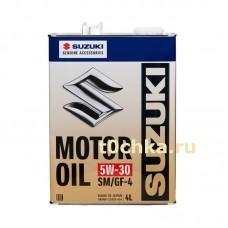 SUZUKI MOTOR OIL 5W-30, 4 л