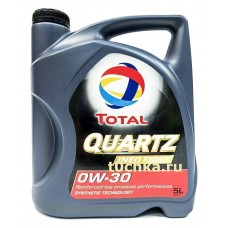 TOTAL Quartz INEO First 0W30, 4 л