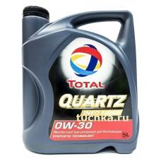 TOTAL Quartz INEO First 0W30, 4 л