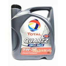 TOTAL Quartz INEO MC3 5W30,  5 л
