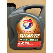 TOTAL Quartz 9000 Future NFC 5W-30, 4 л