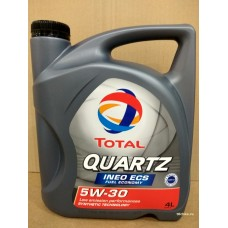 TOTAL Quartz INEO ECS 5W-30, 4 л