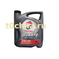 TOTAL Ineo Long Life 5W30, 5 л