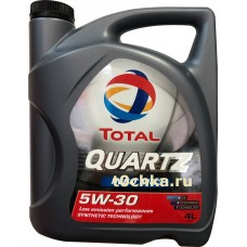 TOTAL Quartz INEO MC3 5W30,  4 л