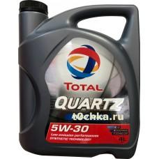 TOTAL Quartz INEO MC3 5W30,  4 л