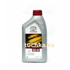 Toyota 5W-40, 1 л