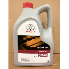 Toyota SAE 5W-40, 5 л