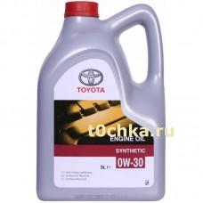 Toyota 0W-30, 5 л