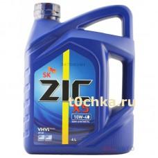 ZIC X5 10W-40, 4 л