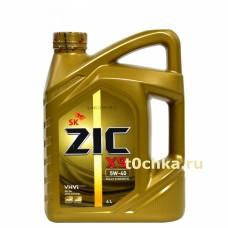 ZIC X9 5W-40, 4 л